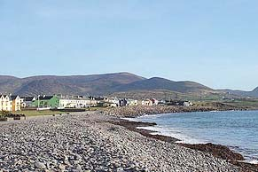 Waterville from the seafront