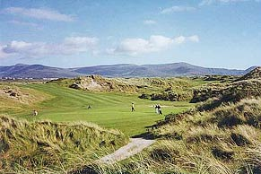 Links golf course Waterville