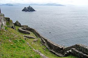 The Skellig Isles